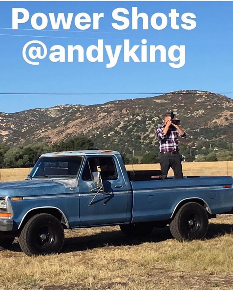 Andy King San Diego Photographer