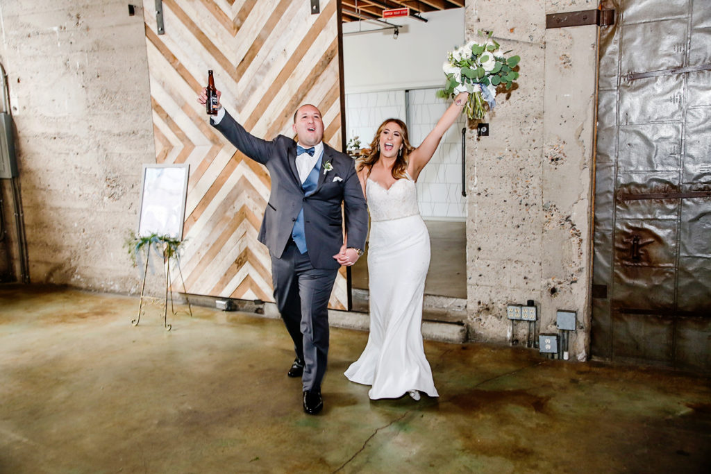 Luce Loft Wedding Pictures in San Diego
